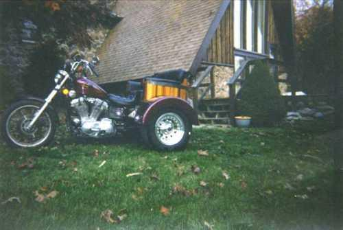 1991 Harley Davidson Custom Trike in , MD