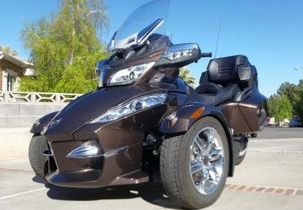 2012 Can-Am Spyder in St. George, UT