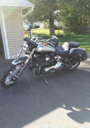 2003 Harley Davidson FXSTDI Softail Deuce in , CT