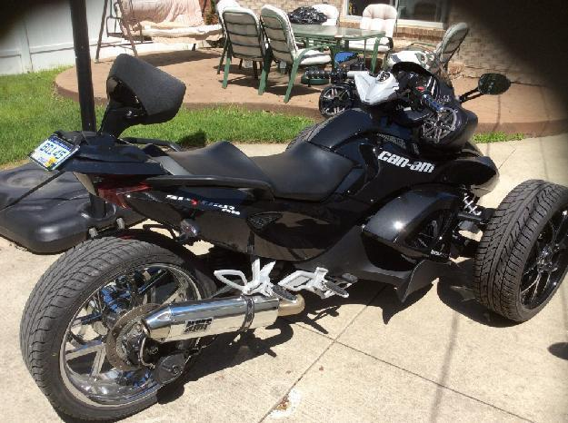 2012 Can-Am Spyder in , MI