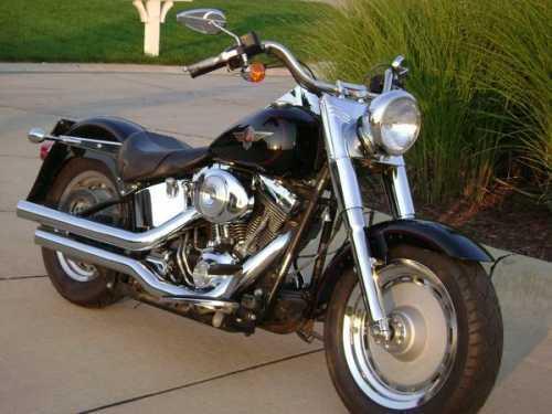 2000 Harley Davidson FLSTF Fatboy in , KS
