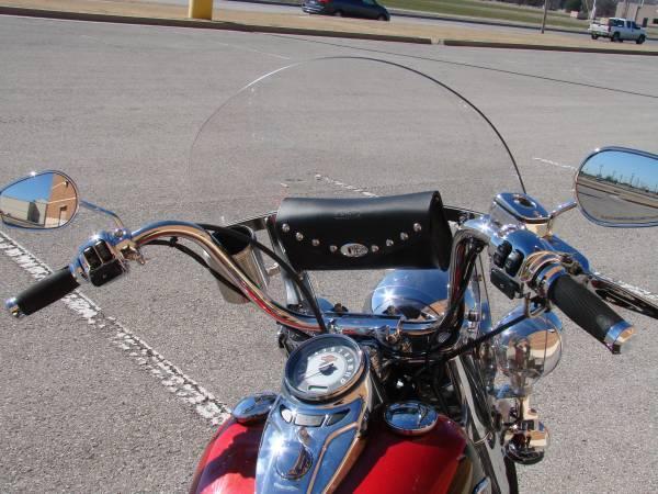 2012 Harley Davidson FLSTC Heritage Softail Classic in , OK