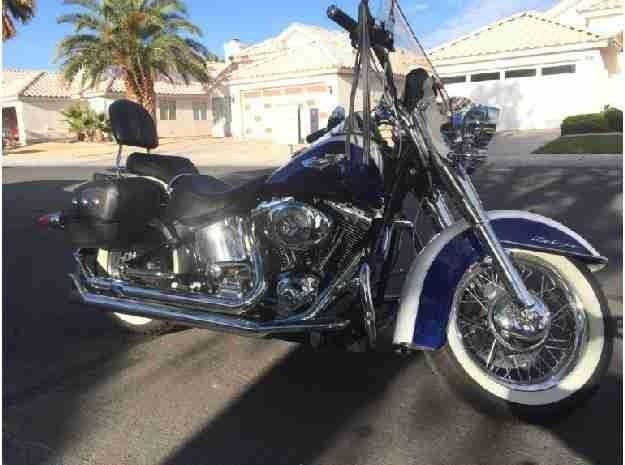 2006 Harley Davidson FLSTN Softail Deluxe in , NV