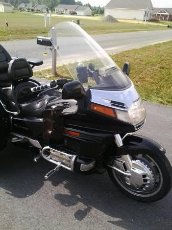 1997 Honda GL1500 Gold Wing Trike in , DE