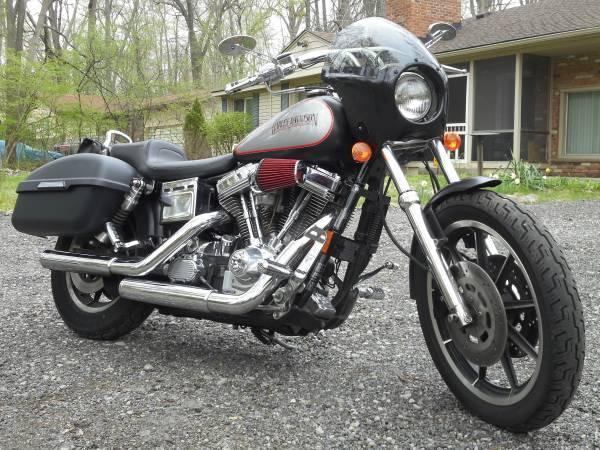 1994 Harley Davidson FXDL Dyna Low Rider in , MI