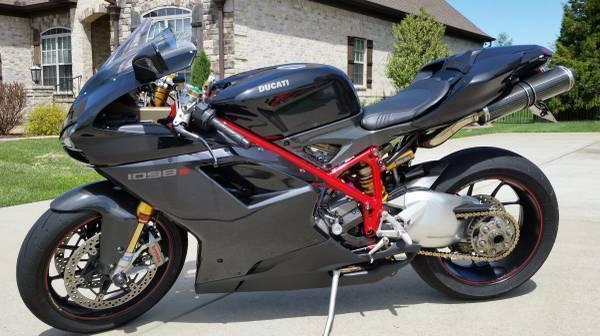 2007 Ducati 1098S in Murfessburo, TN