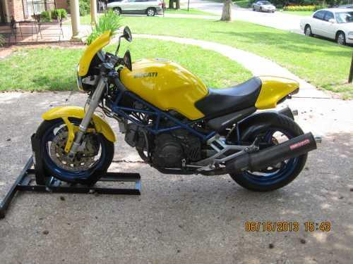 2000 Ducati Monster in , IL