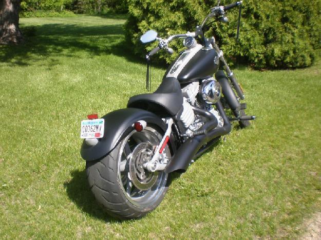 2009 Harley Davidson FXCW Rocker in , MN