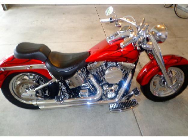 2004 Harley Davidson FLSTF Fat Boy in , NJ