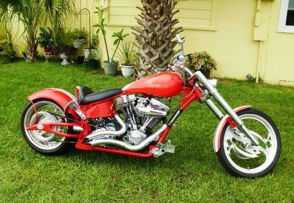 2006 Custom Built Whiskey Chopper in , NC