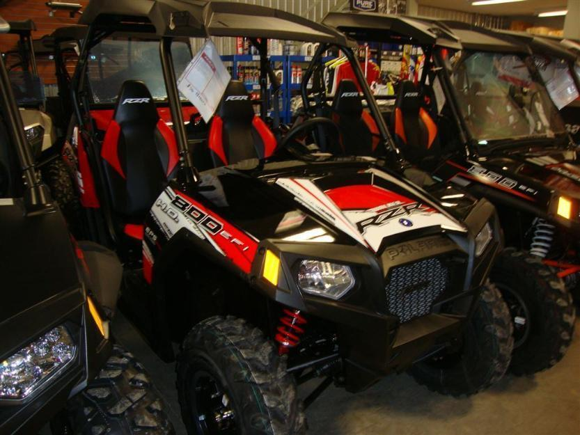 Polaris rzr xp 1000 eps 4x4 side by side