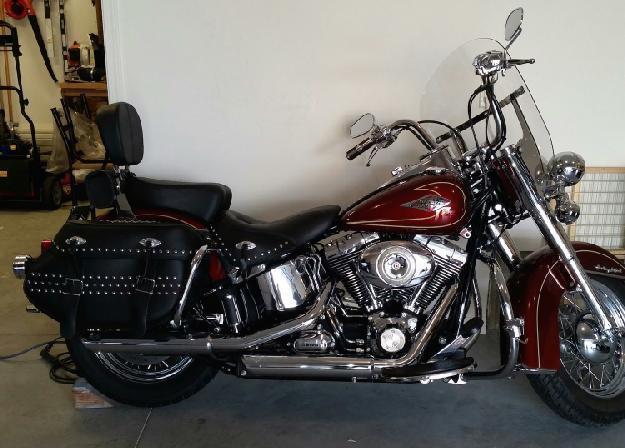 2010 Harley Davidson Heritage