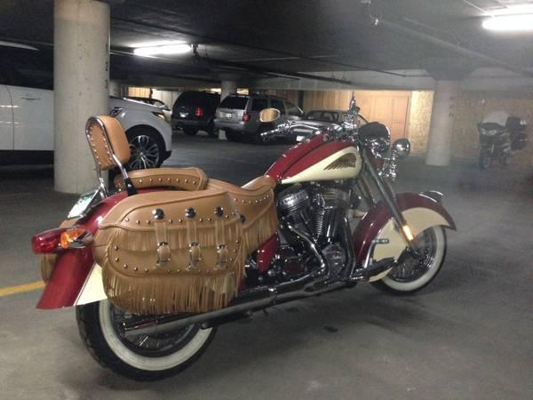 2003 Indian Chief Deluxe in , CO