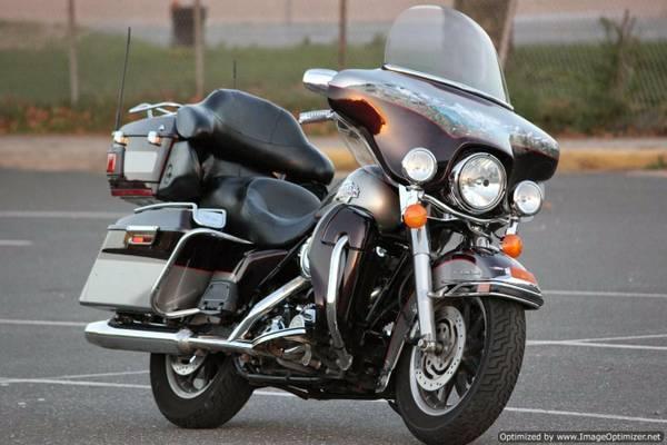 2007 Harley Davidson FLHTCU Ultra Classic in Long Island, NY