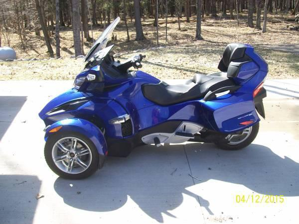 2012 Can-Am Spyder in , WI