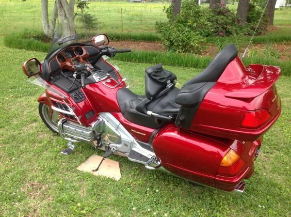 2004 Honda GL1800 Goldwing in , LA