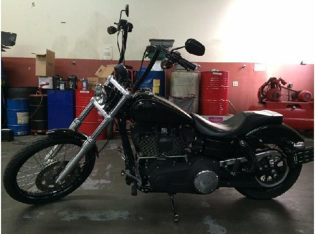 2012 Harley Davidson FXDWG Dyna Wide Glide in  , CA