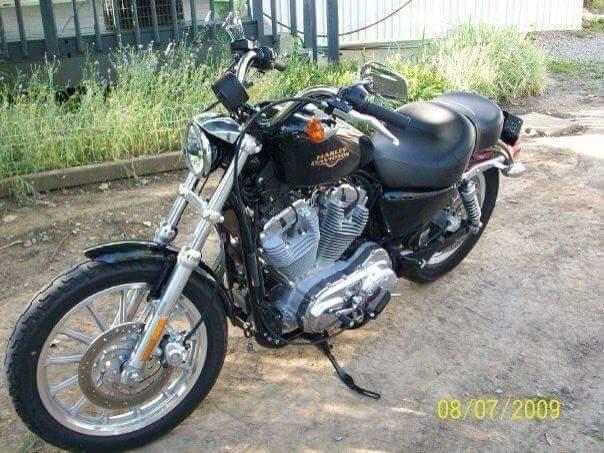 2009 Harley Davidson XL883 Sportster in , OH