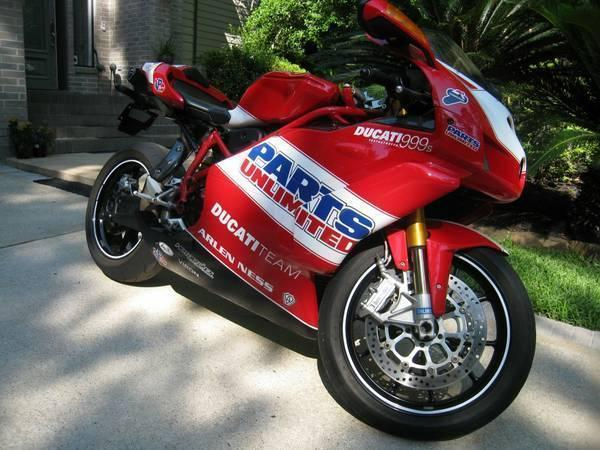 2007 Ducati 999 S Team USA in , TX