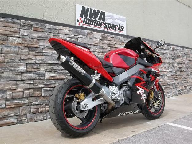 2002 Honda CBR 954 - NWA Motorsports,