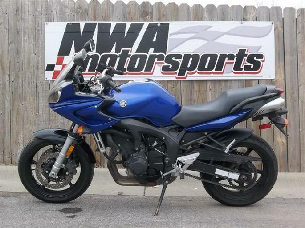 2006 Yamaha FZ-6 - NWA Motorsports,