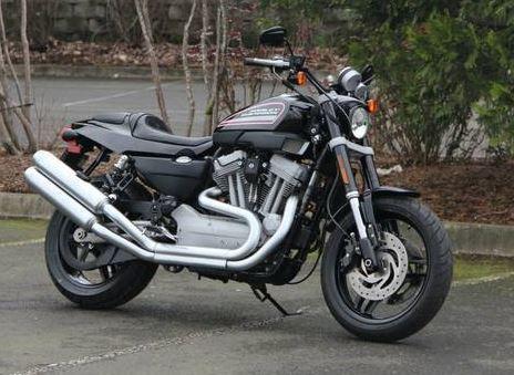 2009 Harley Davidson XR1200 in Mt. Vernon, WA