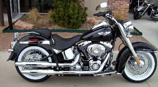 2007 Harley Davidson Softtail FSLTN