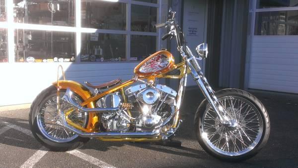 2013 Custom Built Indian Larry in , CO
