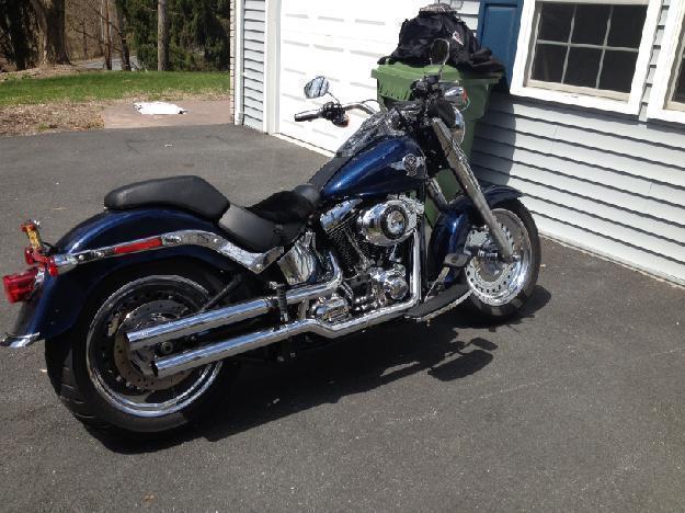 2012 Harley Davidson FLSTF Fat Boy in , NJ