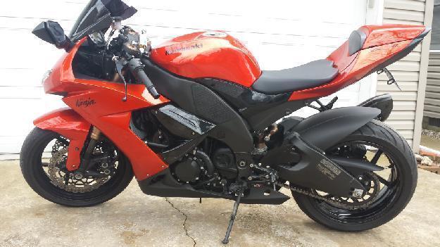 2009 Kawasaki Ninja ZX10R in , IL