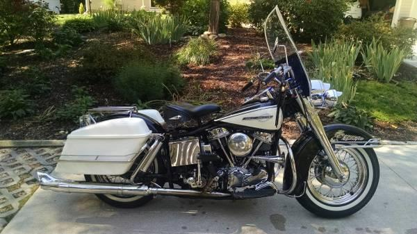 1965 Harley Davidson FLH Electra Glide in , MA