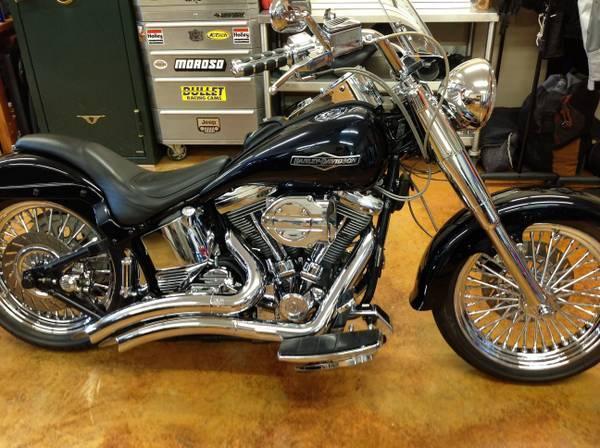 1992 Harley Davidson FLSTF Fatboy in , AL