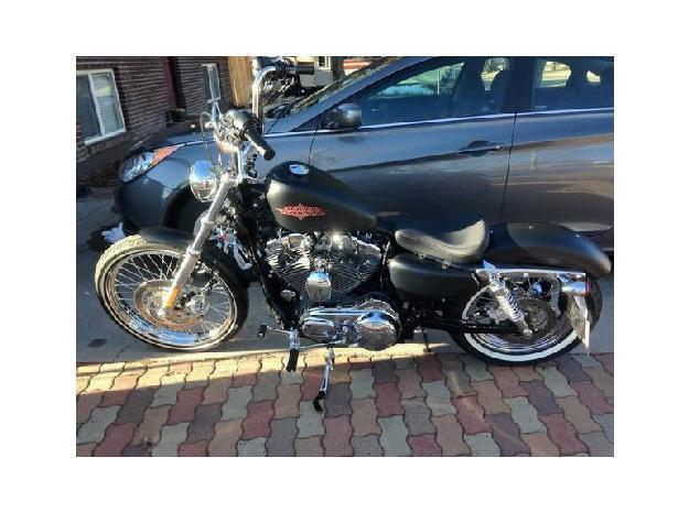 2014 Harley Davidson XL 1200L Sportster in , CO