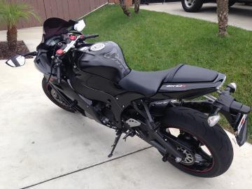 2011 Kawasaki Ninja ZX10R in , CA