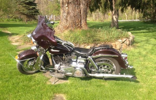1982 Harley Davidson FLH Shovelhead in , OH