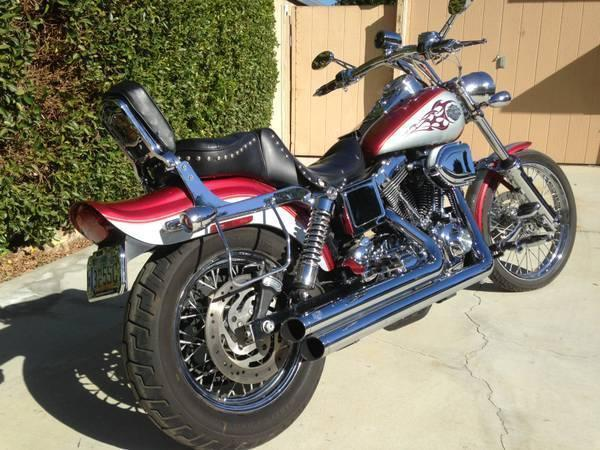 2004 Harley Davidson FXDWG Dyna Wide Glide in , CA