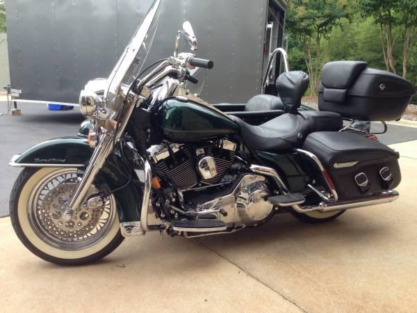 1999 Harley Davidson FLHR Road King in , NC