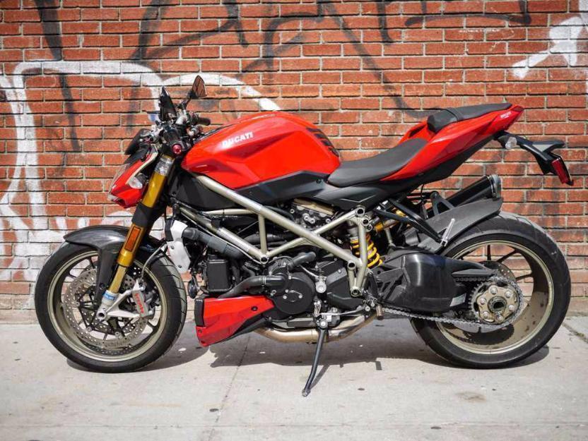 2010 Ducati StreetfighterS 1098