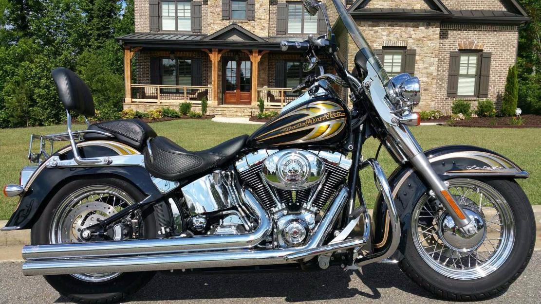 2006 HarleyDavidson Heritage Road King Street Glide Fatboy