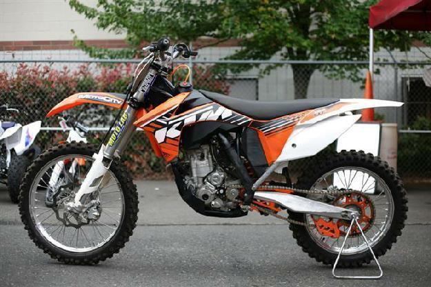 2012 KTM 350 SX-F - MotoSport ,