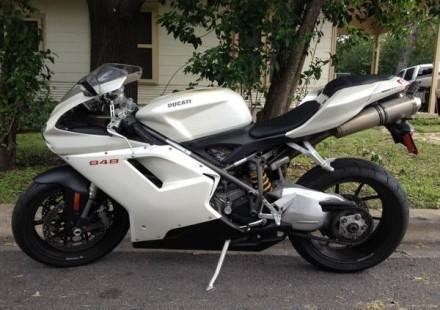 2008 Ducati Superbike 848 for Sale