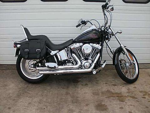 2011 HarleyDavidson FLSTC Heritage Softail Classic for Sale