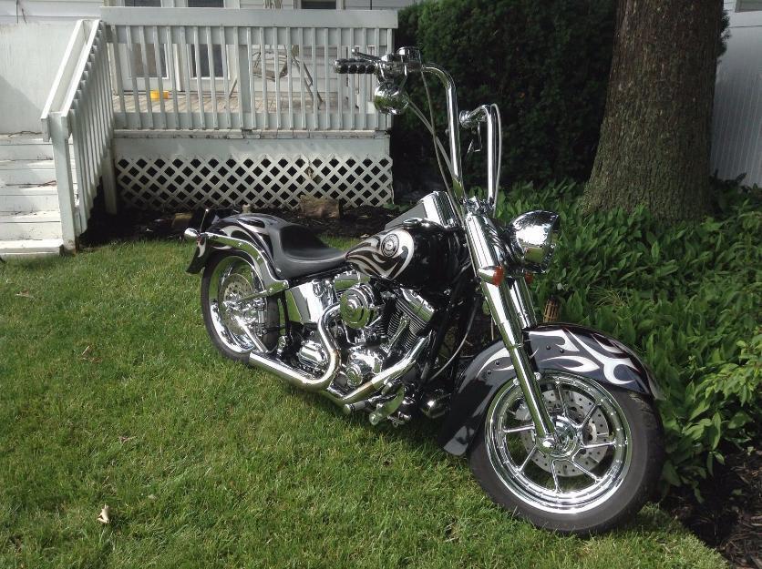 2007 Harley Davidson Softail Fatboy