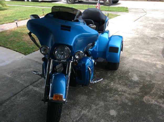 2011 Harley Davidson Tri Glide Ultra Classic