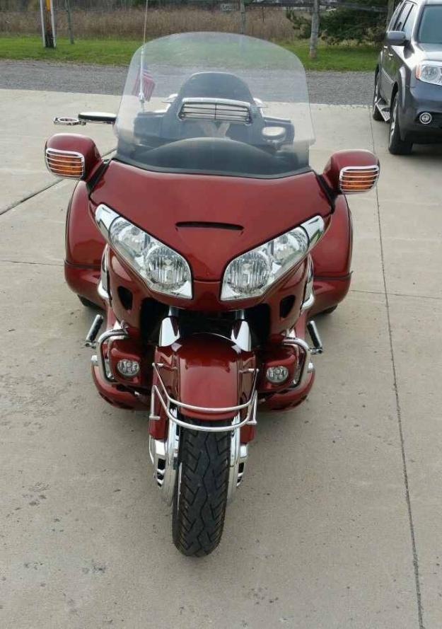 2007 Honda Goldwing Trike