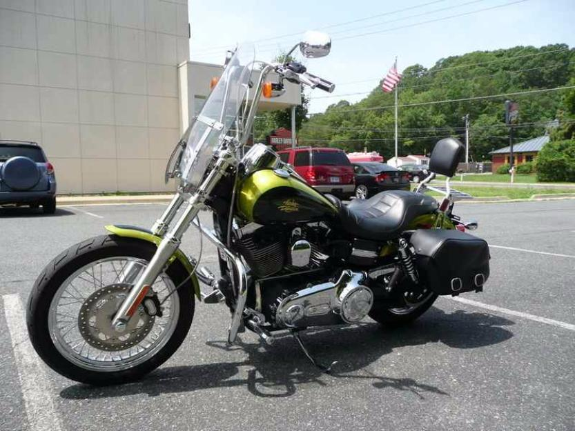 2011 HarleyDavidson® FXDC Dyna® Super Glide® Custom