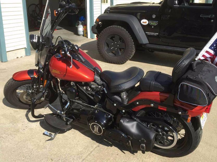 2011 Harley Davidson Crossbones