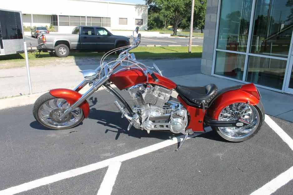 2008 Custom Built Motorcycles Chopper