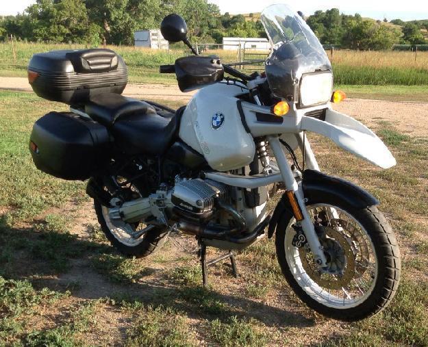 1999 BMW 1100 GS
