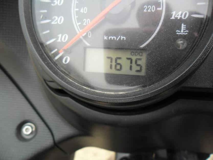 2008 Kawasaki EX650 Motorcycle